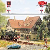 Busch 5954 Fénysorompó (2 db), német szabvány (Z)