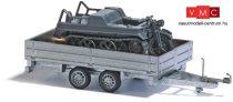 Busch 59959 Utánfutó lánctalpas katonai járművel (H0)