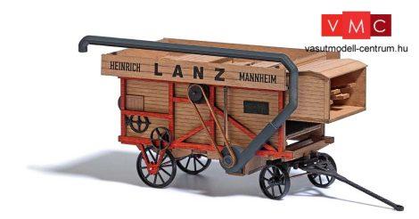 Busch 60100 Lanz cséplőgép, valódi fából (0)