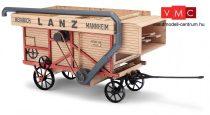 Busch 60120 Lanz aratási cséplőgép, valódi fából (1:32)