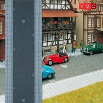 Busch 6038 Útburkolat: városi út járdával, aszfaltozott (H0)