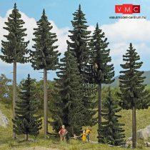 Busch 6391 Lucfenyő-erdő, 8 db (H0)