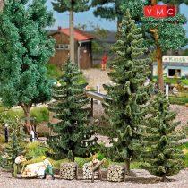Busch 6395 Fenyőerdő-készlet (H0)