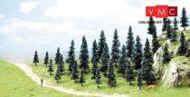 Busch 6492 Fenyőfa (35 db) talpakkal (H0/TT)