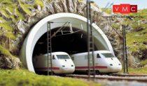Busch 7021 ICE alagútbejárat, kétvágányos (H0)