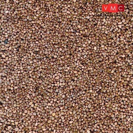 Busch 7063 Ágyazatkő, barna - 230 g (H0/TT/N)