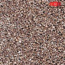 Busch 7064 Ágyazatkő, barna (H0)