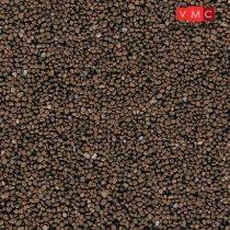 Busch 7066 Ágyazatkő, sötétbarna (H0/N/TT)