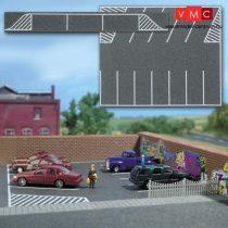 Busch 7077 Útburkolat: parkolóhelyek (N)