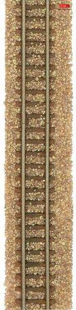 Busch 7125 Ágyazatkő, vegyes - 230 g (Z)