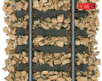 Busch 7132 Ágyazatkő, parafaörlemény, 200 ml (G/0)