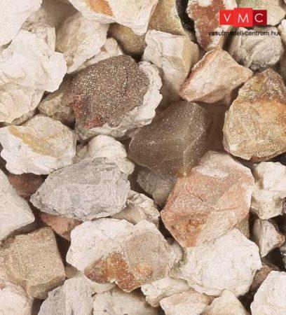 Busch 7135 Folyami kavicsok, sziklák - vegyes (G/0/H0/TT/N/Z)