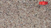 Busch 7514 Ágyazatkő, terrakotta (230 g) (H0/TT/N)