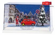 Busch 7653 Diorama: Christmas XXII - Dumm gelaufen (H0)