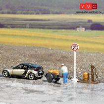 Busch 7683 Mini-Welt: Nem ivóvíz! (H0)