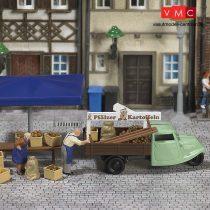 Busch 7707 Mini-jelenet: Krumpliárus (H0)