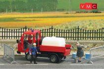 Busch 7712 Mini-jelenet: Vízutánpótlás (H0)