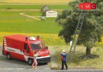 Busch 7713 Mini-jelenet: Fárol mentés (H0)