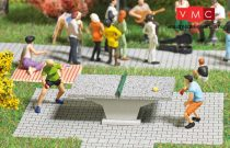 Busch 7843 Asztalitenisz (ping-pong) mérkőzés (H0)