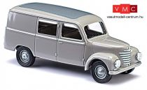 Busch 8660 Framo V901/2 utasteres dobozos furgon - szürke (TT)