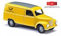 Busch 8676 Framo V901/2 dobozos furgon - Deutsche Post  (TT)