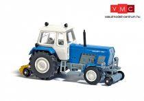Busch 8698 Fortschritt ZT 300 traktor, út/vasút adapterrel (TT)