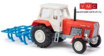 Busch 8712 Fortschritt traktor kultivátorral (TT)