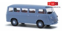 Busch 94100 Goliath Express 1100 Kombi, busz, kék (H0)