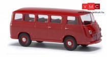 Busch 94101 Goliath Express 1100 Kombi, busz, piros (H0)