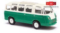 Busch 94152 Goliath Express 1100 Luxusbus, zöld/krém (H0)