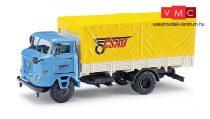 Busch 95120 IFA W50 ponyvás teherautó, CSAD (H0)