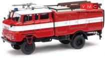 Busch 95121 IFA W50 TLF tűzoltóság, cseh tűzoltóság (H0)