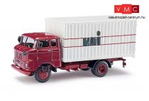 Busch 95125 IFA W50 MK bútorszállító teherautó, VMI (H0)