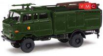 Busch 95217 IFA W50 TLF tűzoltóság, NVA - DDR (H0)