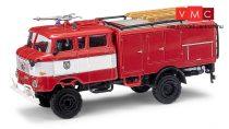 Busch 95228 IFA W50 TLF tűzoltó, Lengyelország (H0)