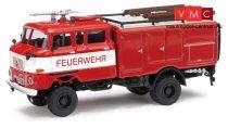Busch 95235 IFA W 50 TLF16 tűzoltó - ND Feuerwehr (H0)