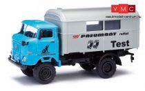 Busch 95246 IFA W50 dobozos műhelykocsi, Pneumant (H0)