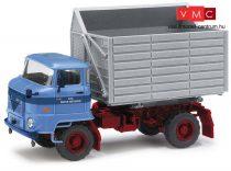 Busch 95511 IFA L60 mezőgazdasági teherautó, SHA LPG Roter Oktober (H0)