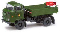 Busch 95512 IFA L60 katonai billencs, NVA (DDR) (H0)