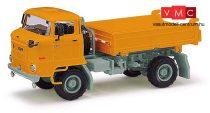 Busch 95524 IFA L60 3SK billencs, narancs/szürke (H0)