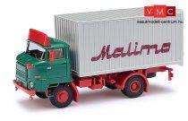Busch 95529 IFA L60 ETK dobozos teherautó, Malimo (H0)