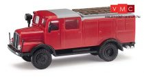 Busch 95600 IFA S4000 TLF tűzoltó - Feuerwehr (H0)