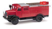 Busch 95602 IFA S4000 TLF tűzoltó - Feuerwehr (H0)