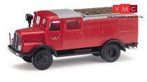 Busch 95603 IFA S4000 TLF tűzoltó - Freiwillige Feuerwehr (H0)