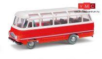 Busch 95703 Robur LO 2500 autóbusz, piros (H0)
