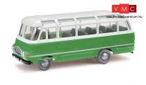 Busch 95705 Robur LO 2500 autóbusz, zöld (H0)