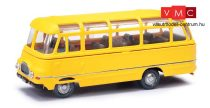 Busch 95712 Robur LO 2500 autóbusz, sárga (H0)