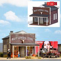 Busch 9725 Amerikai kisvárosi vegyeskeresedés (H0)