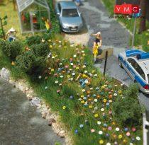 Busch 9785 Nyári virágok, 60 db - építőkészlet (H0)