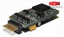 D102 DigiTools DigiDrive-3.2 mozdonydekóder, 6-tűs foglalathoz, egyenes (H0,TT,N)